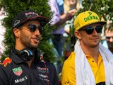 Ricciardo not fooled by 2019 Renault F1 team-mate Hulkenberg record