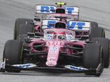 Perez maxes out – but Max was 'unreachable'