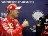 Singapore Grand Prix: Sebastian Vettel storms to stunning pole position