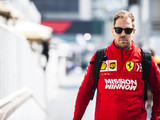 """I never said anything like it,"" says Vettel of retirement talk"