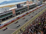 Korea on 2015 calendar for legal reasons - Ecclestone