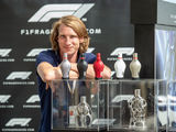F1 introduces its own fragrance race collection