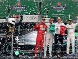 Sebastian Vettel hits out at sponsored trophy and 'selfie guy' at Mexican GP