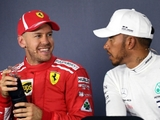 Vettel mystified by Hamilton's electric pace