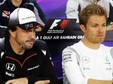 Nico Rosberg says Fernando Alonso is to blame for bad career choices