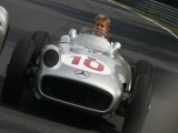 Fangio Mercedes sells for record price
