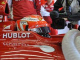 German GP: Practice notes - Ferrari
