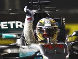 Lewis Hamilton surprised at 'crazy' Singapore Grand Prix win