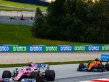 McLaren has little chance against mistake-free Racing Point - Norris
