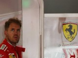Vettel: P9 not the position Ferrari deserved