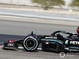 Bottas hopes Mercedes can recover after 'not ideal' F1 test start