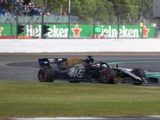 First Lap Silverstone Collision Leaves Grosjean, Magnussen Frustrated