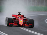Late change to slicks sees Vettel top FP3