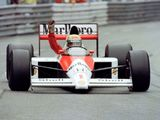 Thirty years on: When Ayrton Senna beat Alain Prost at Monaco without two gears