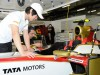 Ma Qing Hua to test HRT at Silverstone