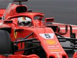 Vettel and Ferrari top of the leaderboards on day two in Barcelona