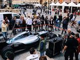 Valtteri Bottas drives Mercedes F1 car on public roads to collect Bandini Trophy