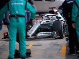 Mercedes engine fix in place after testing troubles