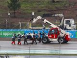 "FIA to review procedures after drivers ""surprised"" by crane on track"