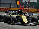 Perez: Ricciardo needed a Red Bull to pass me