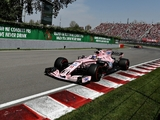 Force India armed with upgrades in Sepang