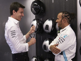 Wolff confident of quick Hamilton contract conclusion