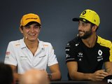 Ricciardo expects to learn a lot from Norris