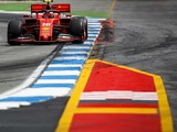 "Leclerc: Ferrari ""doesn't deserve"" F1 German GP qualifying problems"