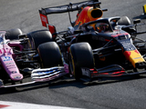 "Perez ""took himself out"" in lap one incident - Verstappen"
