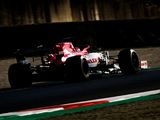 Raikkonen set to equal Barrichello's start record