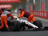 Sirotkin amazed he wasn't quizzed before Perez Baku clash penalty