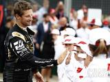 Grosjean more relaxed about F1 future than 12 months ago