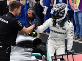 'Shaky' Bottas revels in Brazilian GP pole