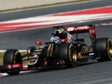 Palmer quickest as Barcelona test ends
