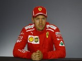 Vettel refuses to explain his curt Q3 radio message to Ferrari