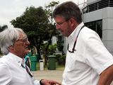 Ross Brawn: Working with Ecclestone would be 'fascinating'