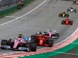 Racing Point Happy Despite Poor Luck in Austrian Grand Prix