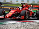 Sebastian Vettel three points from race ban after Monza disaster