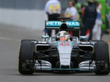 Lewis Hamilton Seals Pole Position in Canada