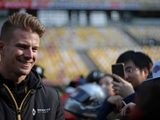 Hülkenberg Hoping to 'Capitalise on Any Opportunity' around 'Interesting' Baku