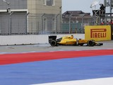 Jolyon Palmer fears he's already doomed to a poor Russian GP
