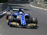 "Marcus Ericsson: ""I could not avoid sliding into the barriers"""