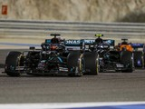 "Russell felt F1 Sakhir GP lead over Bottas was ""too good to be true"""