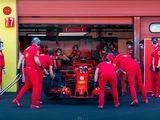 Teams have to get used to new protocols - Ferrari and Red Bull
