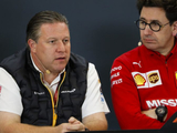 "Ferrari cost cap comments reflect ""living in denial"""