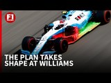 Video: Details of Williams's plan to fix its F1 woes