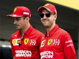 "Ferrari's Vettel, Leclerc ""clear"" on F1 team orders after talks"