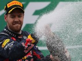 Vettel modest after record-breaking win