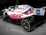 Haas unveil new look for 2021 season