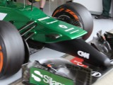 Caterham's ugly nose to go amid development push